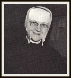 Sr. Barbara Maria