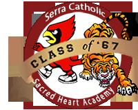 Serra & SHA Logo